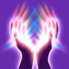 psychic hands